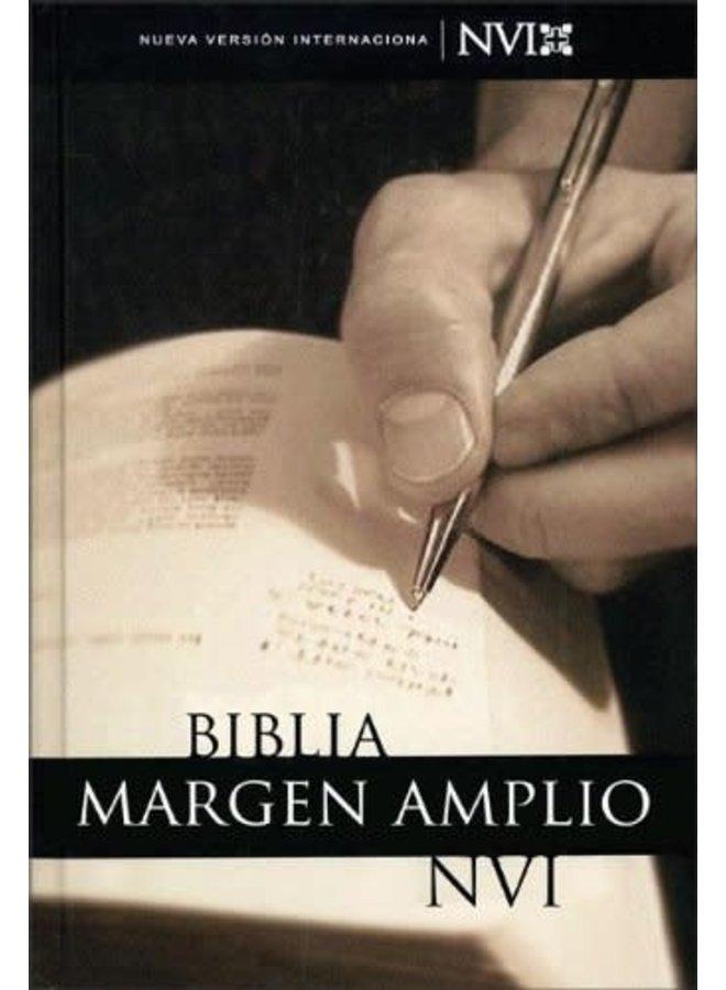 BIBLIA DE MARGEN AMPLIO NVI