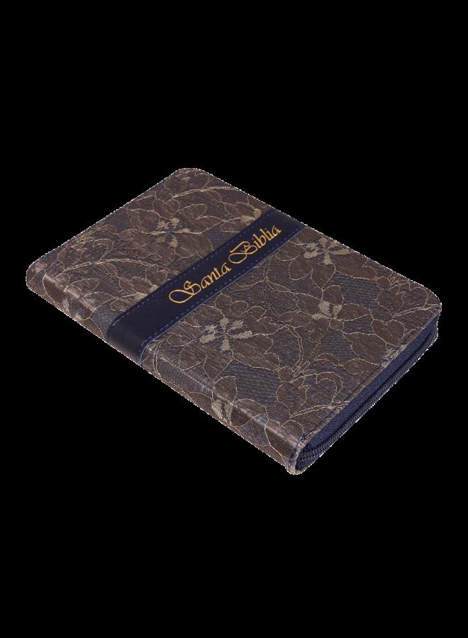 BIBLIA RVR09 CHICA ENCAJE