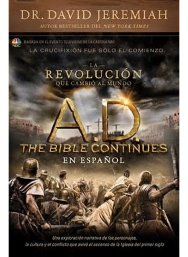 A.D. THE BIBLE CONTINUES EN ESPANOL
