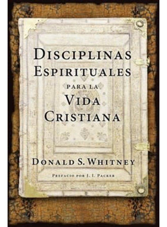 DISCIPLINAS ESPIRITUALES PARA LA VIDA CRISTIANA