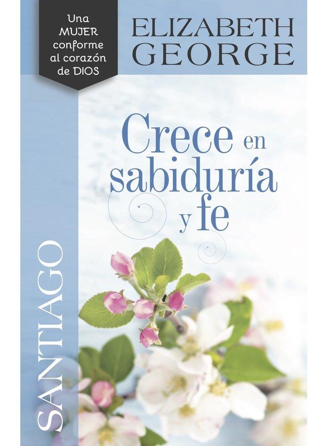 CRECE EN SABIDURIA Y FE SANTIAGO