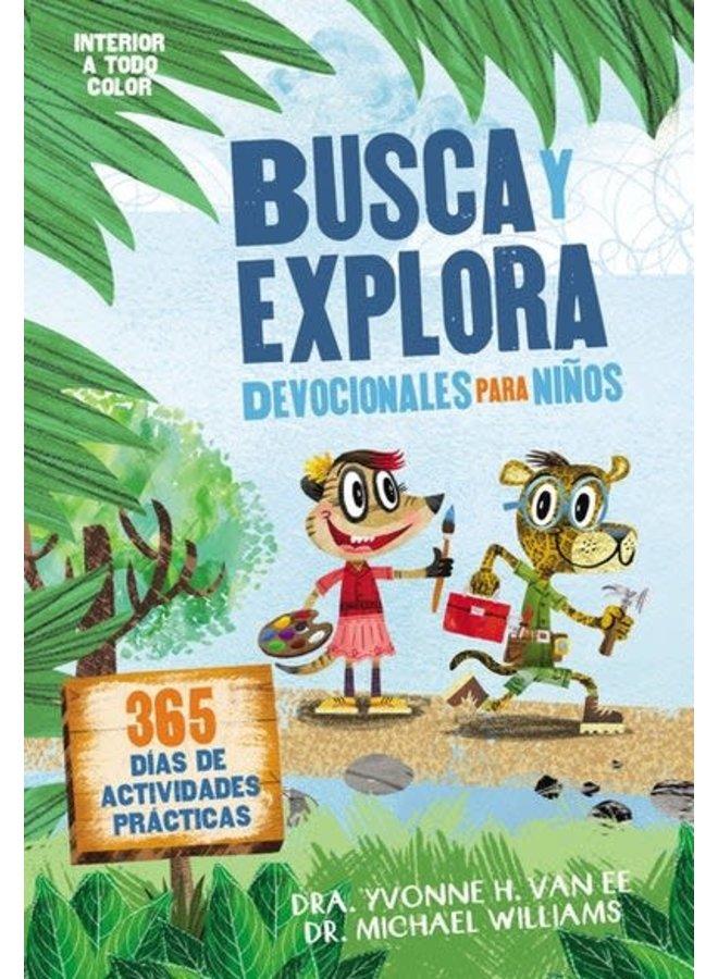 BUSCA Y EXPLORA DEVOCIONALES