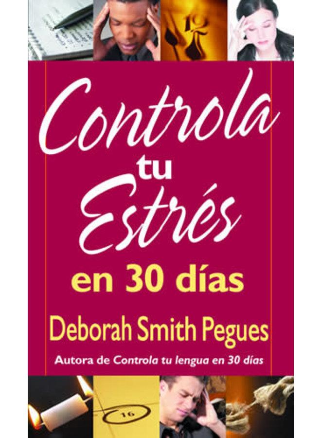 CONTROLA TU ESTRES EN 30 DIAS