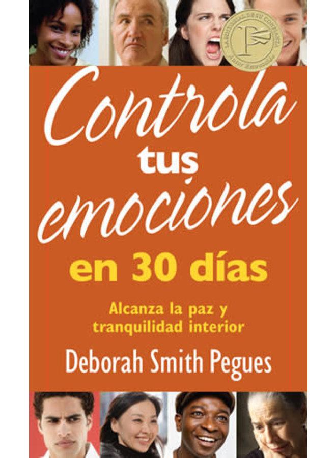 CONTROLA TUS EMOCIONES EN 30 DIAS