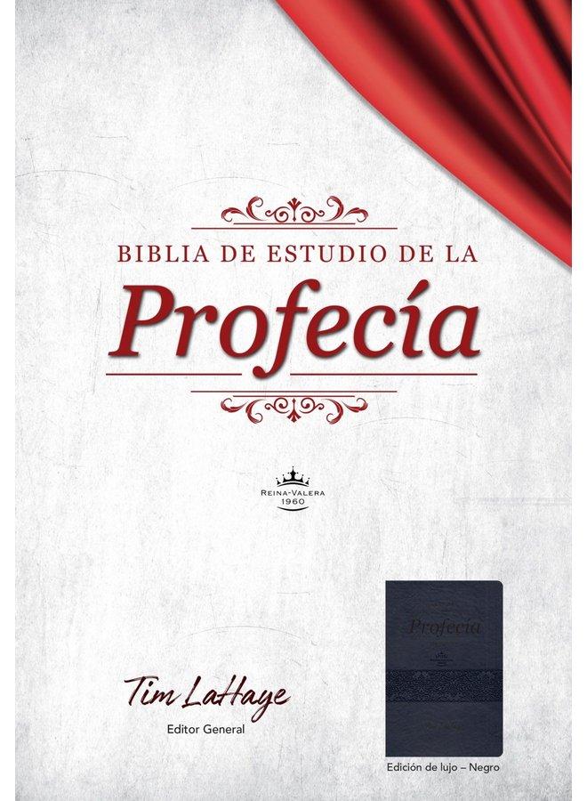 BIBLIA DE ESTUDIO DE LA PROFECIA NEGRA