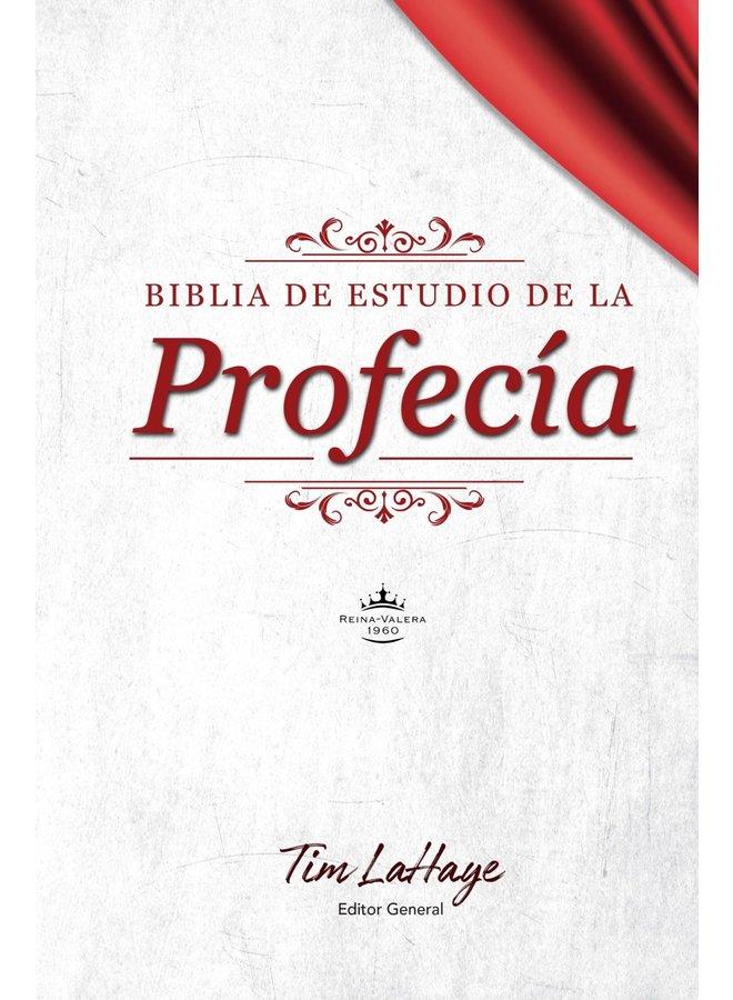 BIBLIA DE ESTUDIO DE LA PROFECIA TAPA DURA