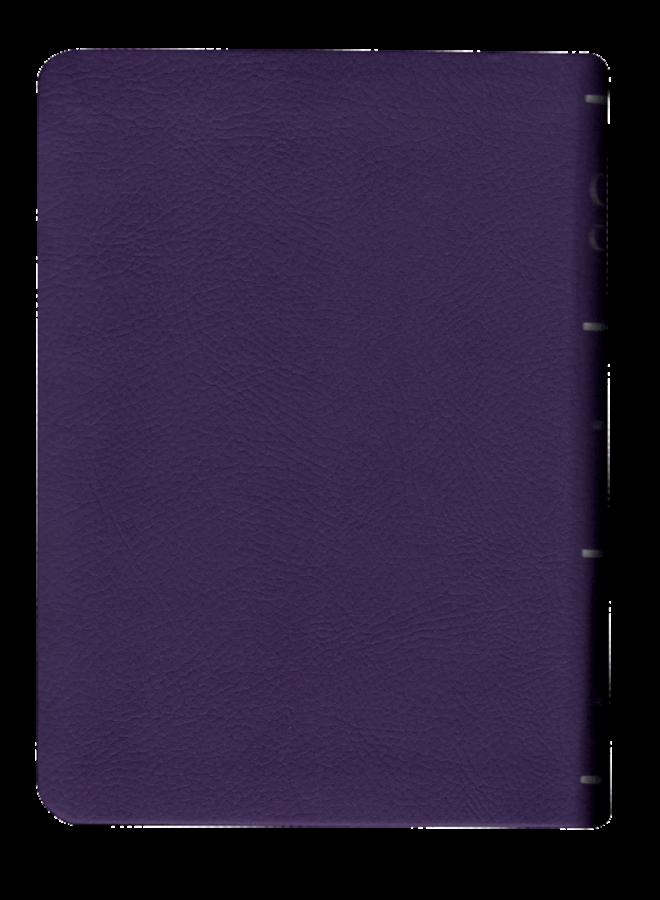 SANTA BIBLIA RVR60 LILA MANUAL ECONOMICA