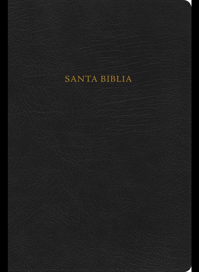 BIBLIA RVR60 SCOFIELD PIEL NEGRA