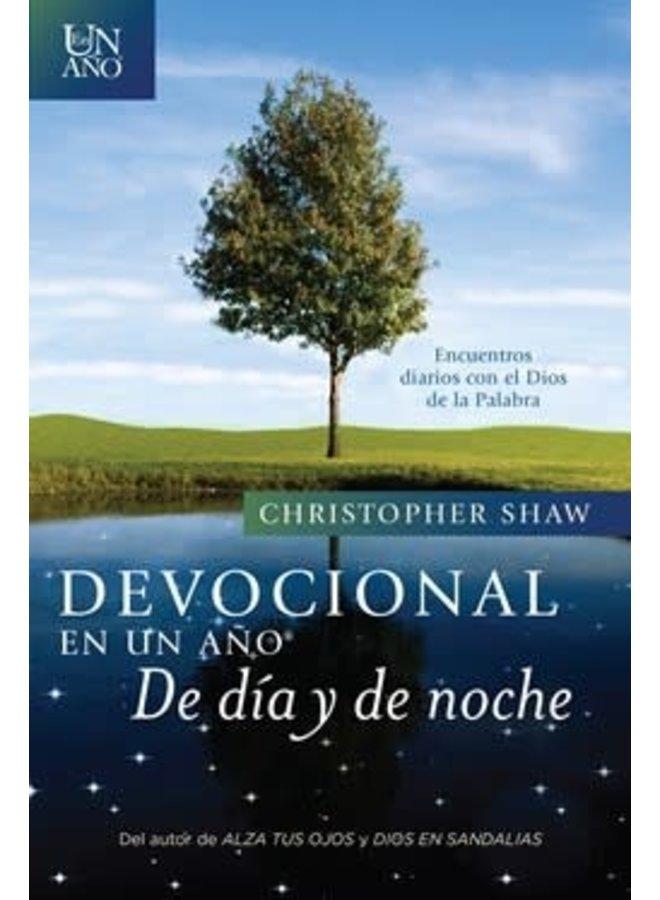 DEVOCIONAL EN UN ANO DE DIA Y DE NOCHE: ENCUENTROS DIARIOS CON EL DIOS DE LA PALABRA