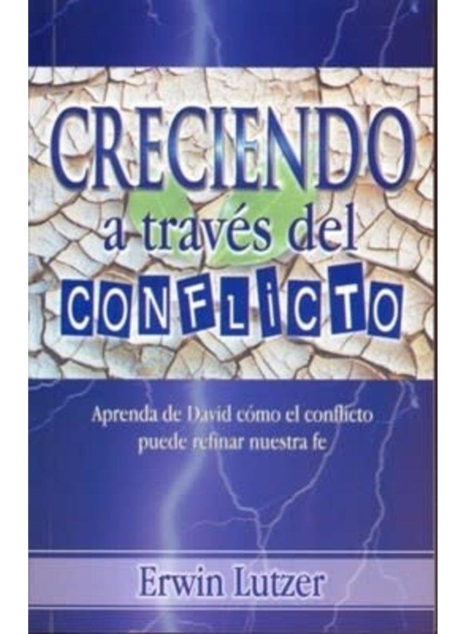 CRECIENDO A TRAVES DEL CONFLICTO