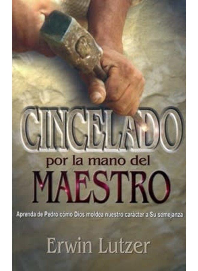CINCELADO POR LA MANO DEL MAESTRO