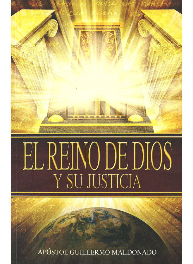 EL REINO DE DIOS Y SU JUSTICIA