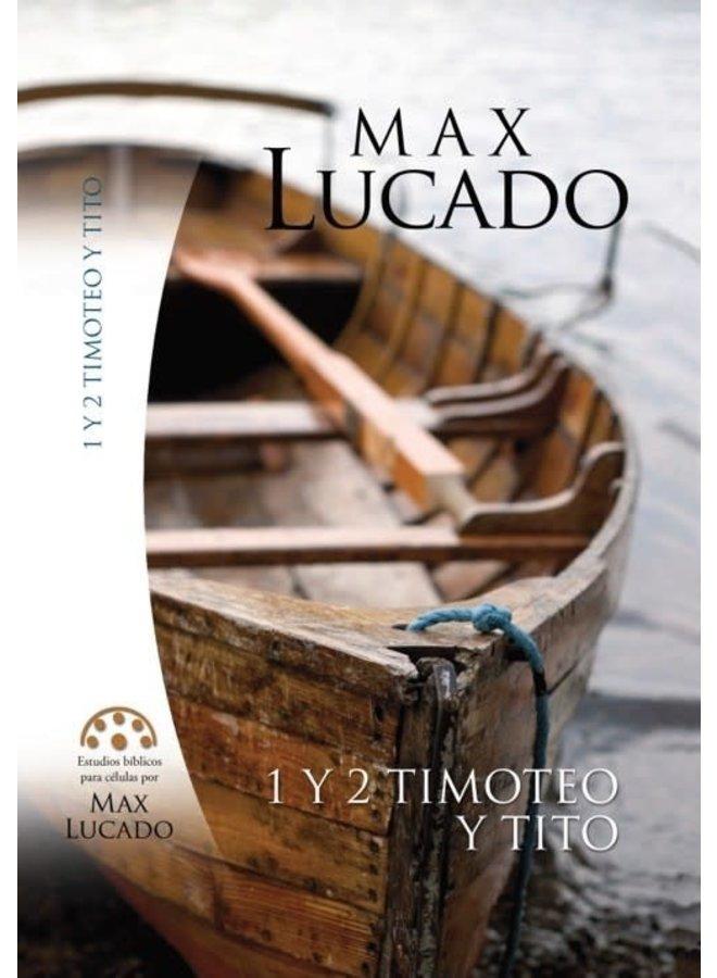 1 Y 2 TIMOTEO Y TITO ESTUDIO BÍBLICO PARA CÉLULAS