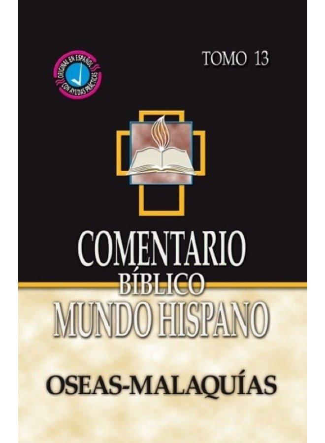 COMENTARIO BIBLICO MH OSEAS-MALAQUIAS