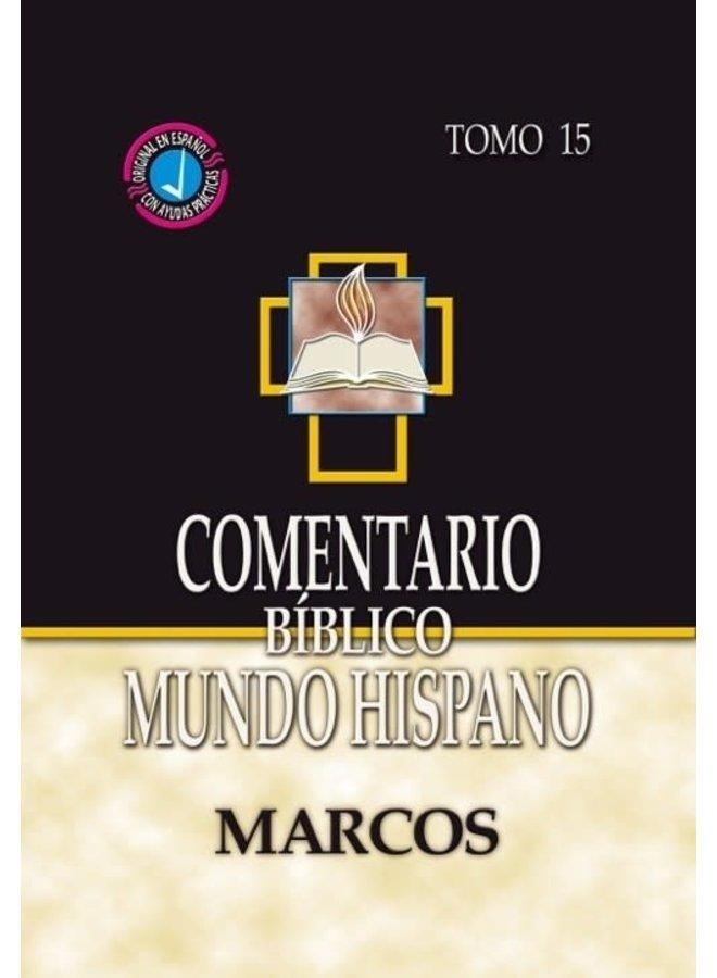 COMENTARIO BIBLICO MH MARCOS