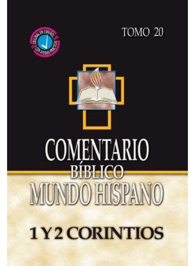 COMENTARIO BIBLICO MH 1 Y 2 CORINTIOS