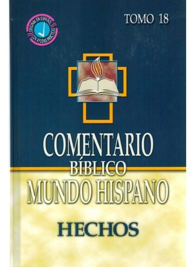 COMENTARIO BIBLICO MH HECHOS