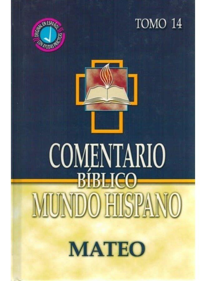 COMENTARIO BIBLICO MH MATEO
