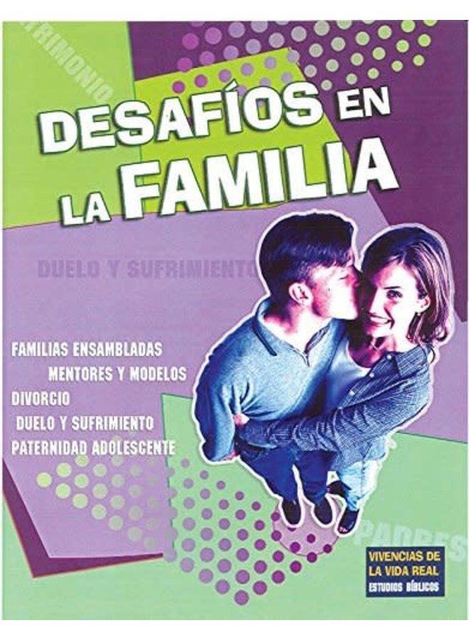 DESAFIOS EN LA FAMILIA