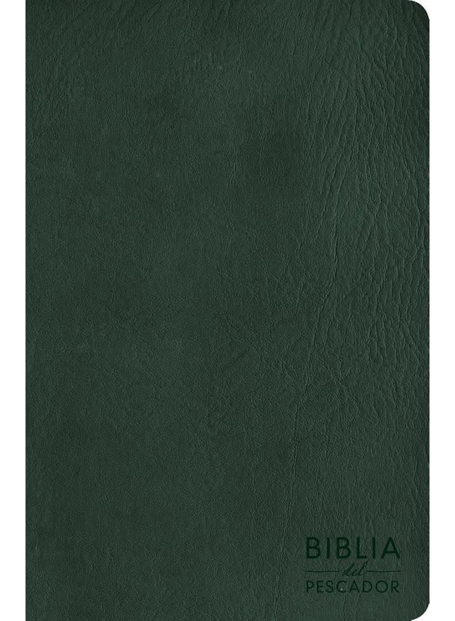 BIBLIA DEL PESCADOR NVI VERDE