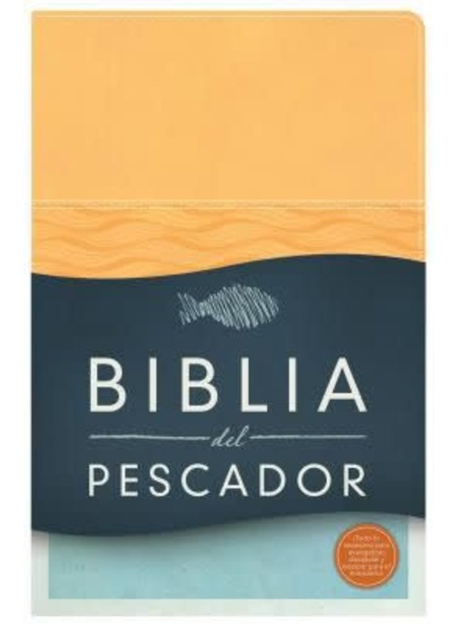 BIBLIA DEL PESCADOR RVR60 DAMASCO