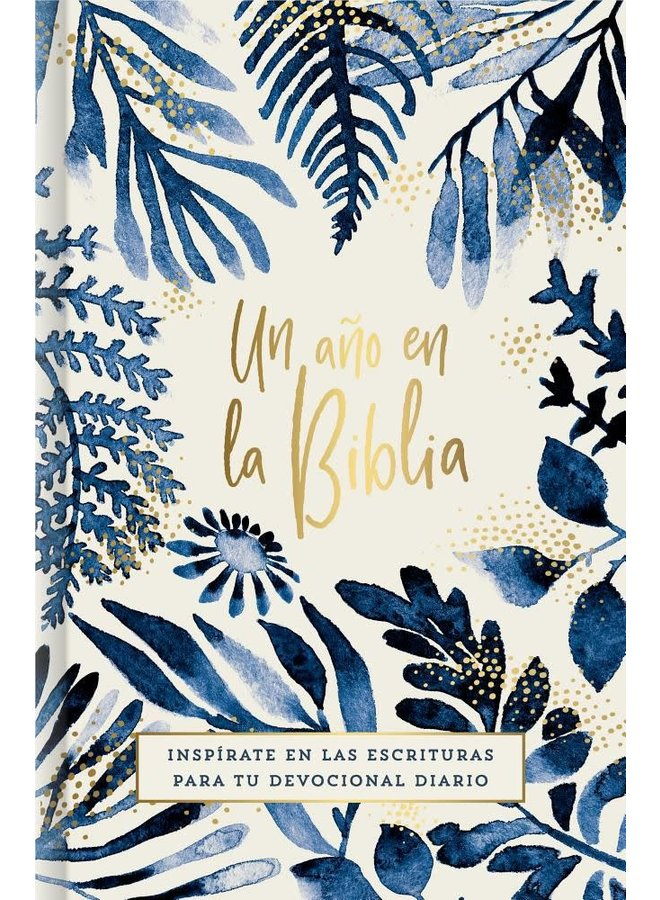 UN AÑO EN LA BIBLIA ACUARELA