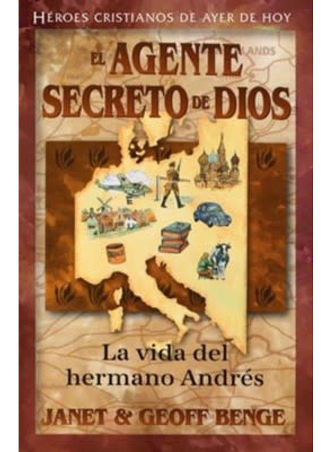 EL AGENTE SECRETO DE DIOS HERMANO ANDRES