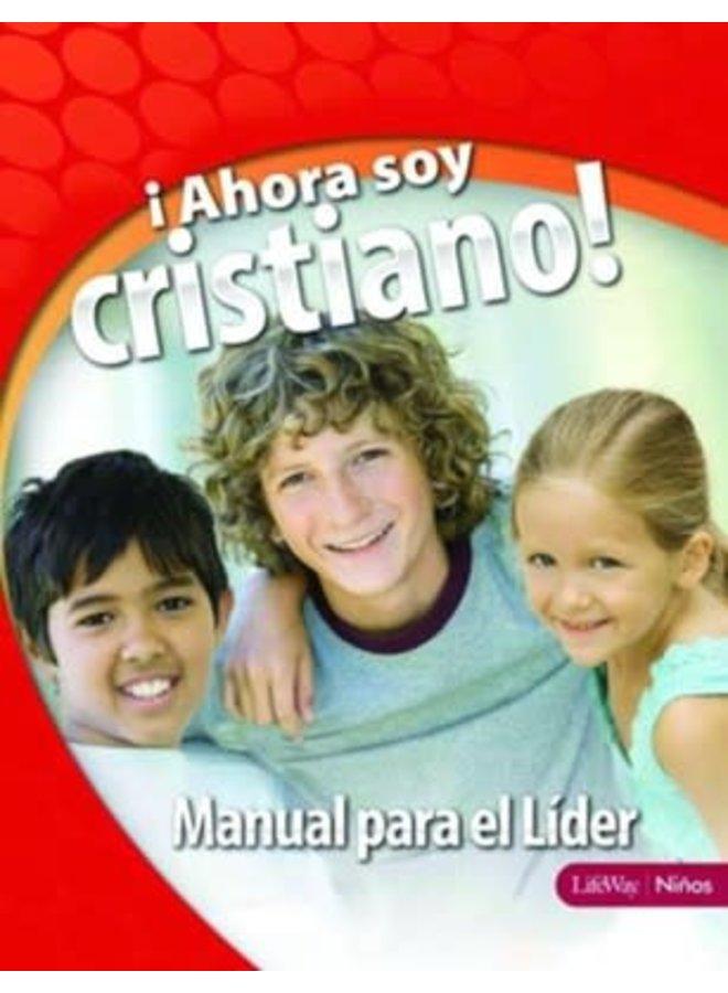 AHORA SOY CRISTIANO