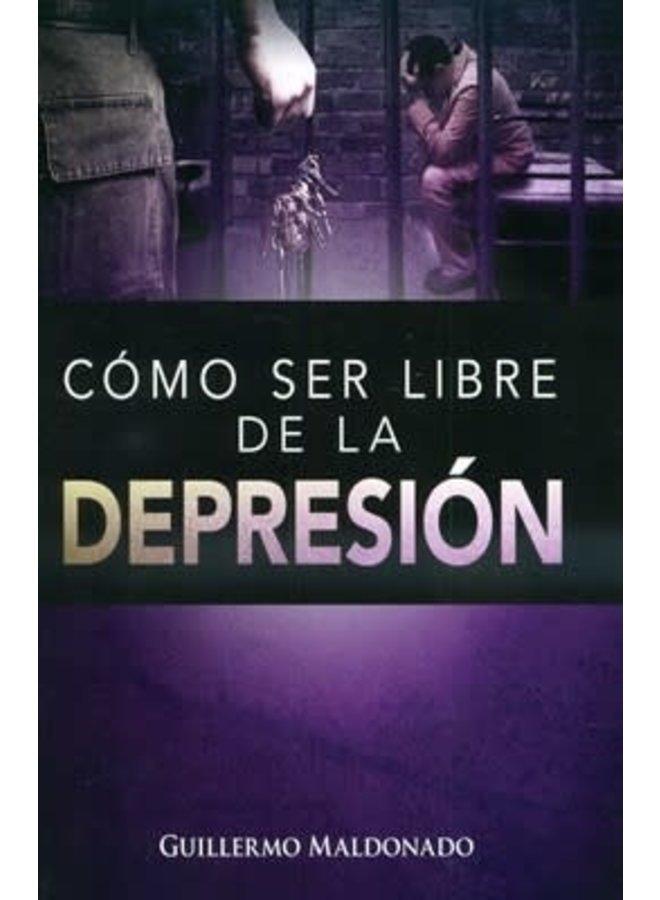 COMO SER LIBRE DE LA DEPRESIÓN