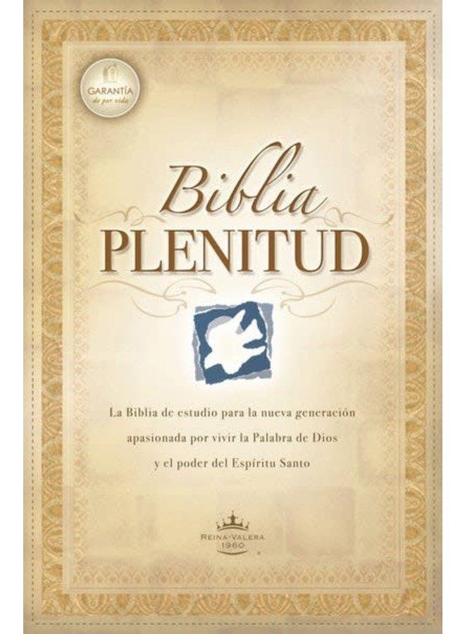 BIBLIA PLENITUD RVR60 RUSTICA