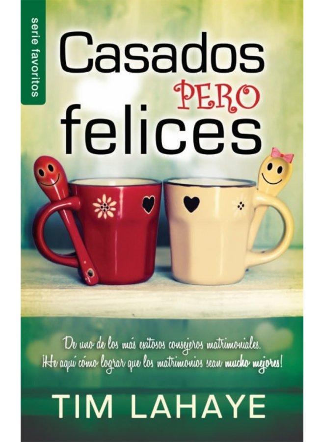 CASADOS PERO FELICES