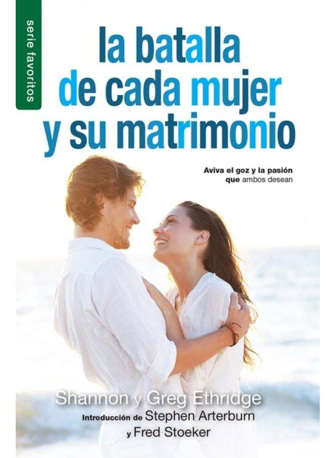 BATALLA DE CADA MUJER Y SU MATRIMONIO
