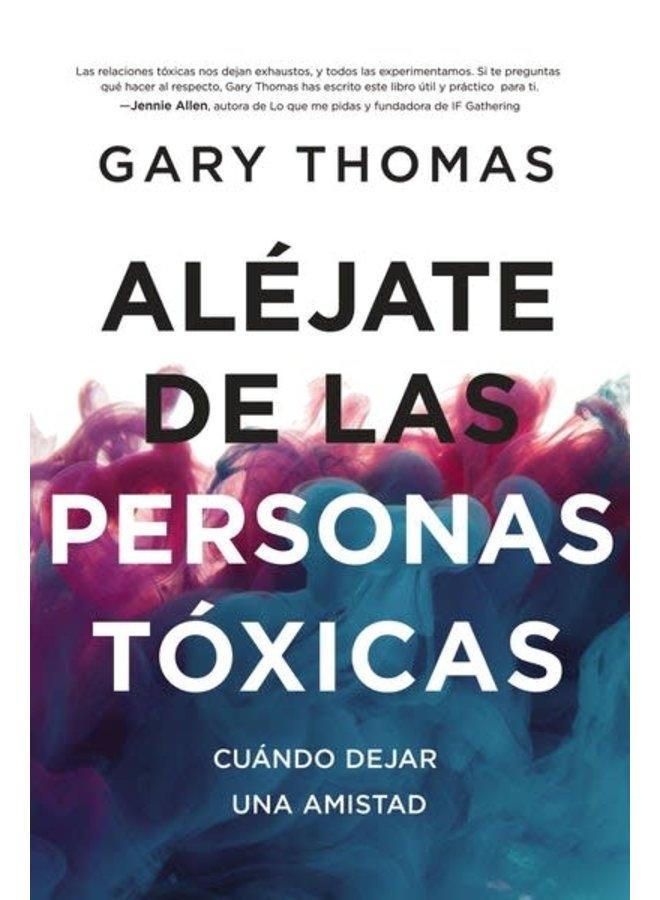 ALÉJATE DE KAS PERSONAS TÓXICAS