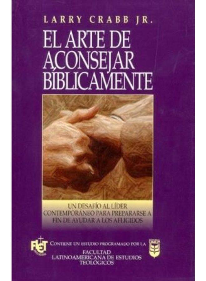 EL ARTE DE ACONSEJAR BIBLICAMENTE
