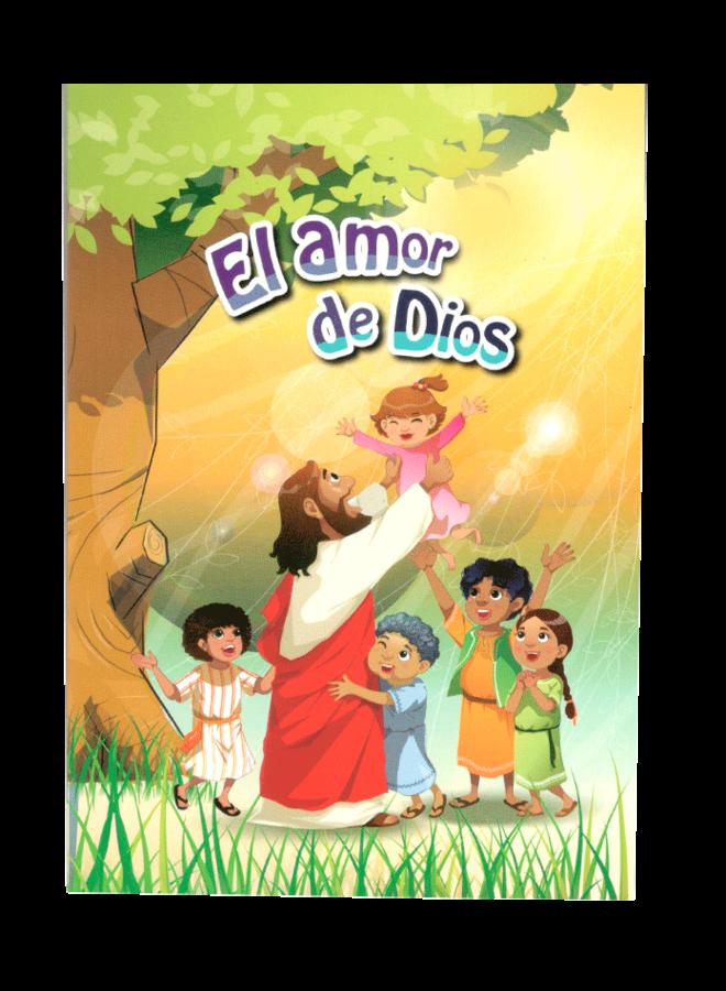 EL AMOR DE DIOS HISTORIAS BIBLICAS