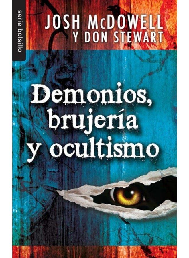 DEMONIOS BRUJERIA Y OCULTISMO