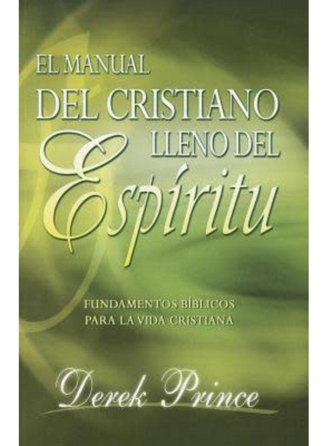 EL MANUAL DEL CRISTIANO LLENO DEL ESPIRITU