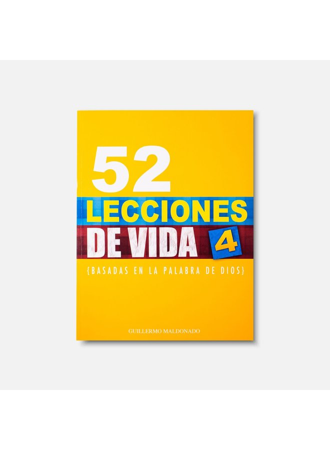 52 LECCIONES DE VIDA 4