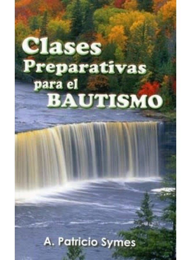 CLASES PREPARATORIAS PARA EL BAUTISMO