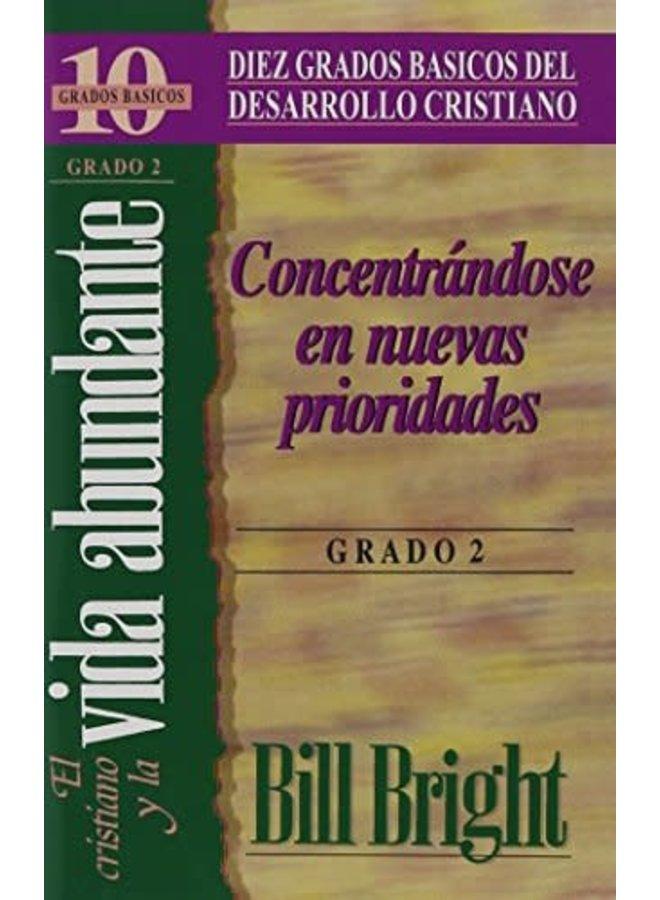 CONCENTRANDOSE EN NUEVAS PRIORIDADES 2