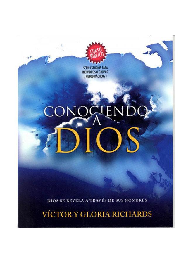 CONOCIENDO A DIOS
