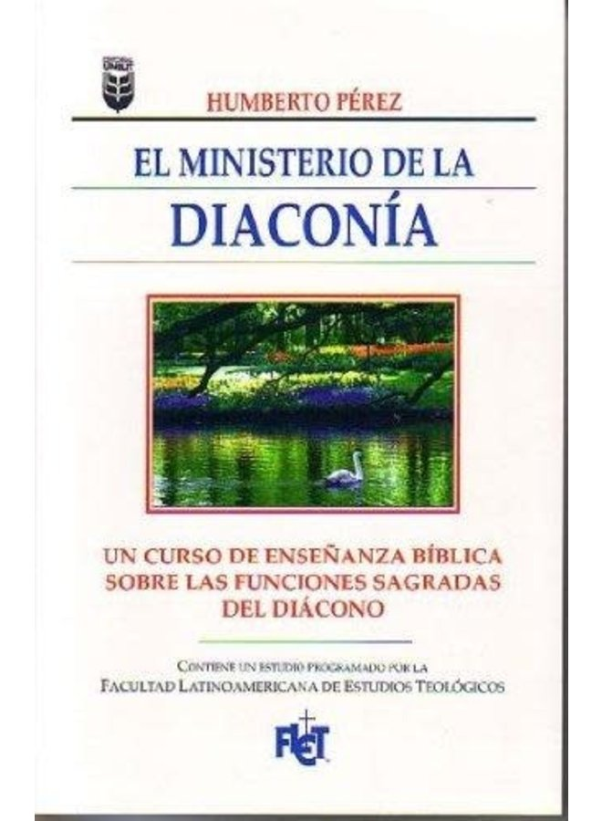 EL MINISTERIO DE LA DIACONIA