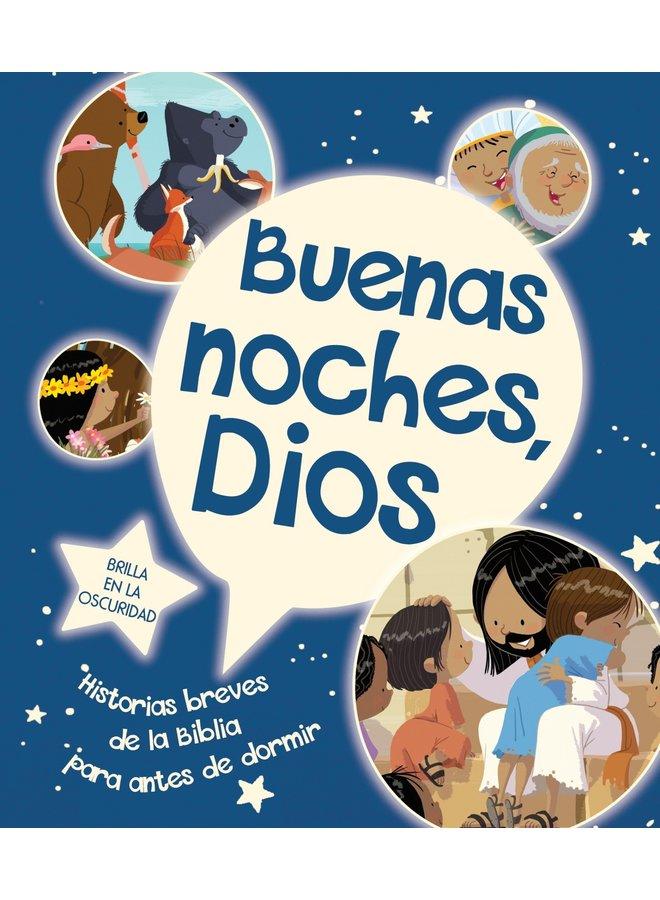 BUENAS NOCHES DIOS