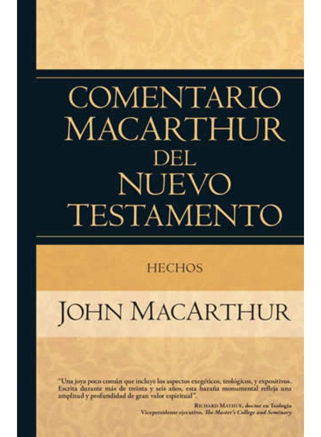 COMENTARIO MACARTHUR DEL NUEVO TESTAMENTO HECHOS