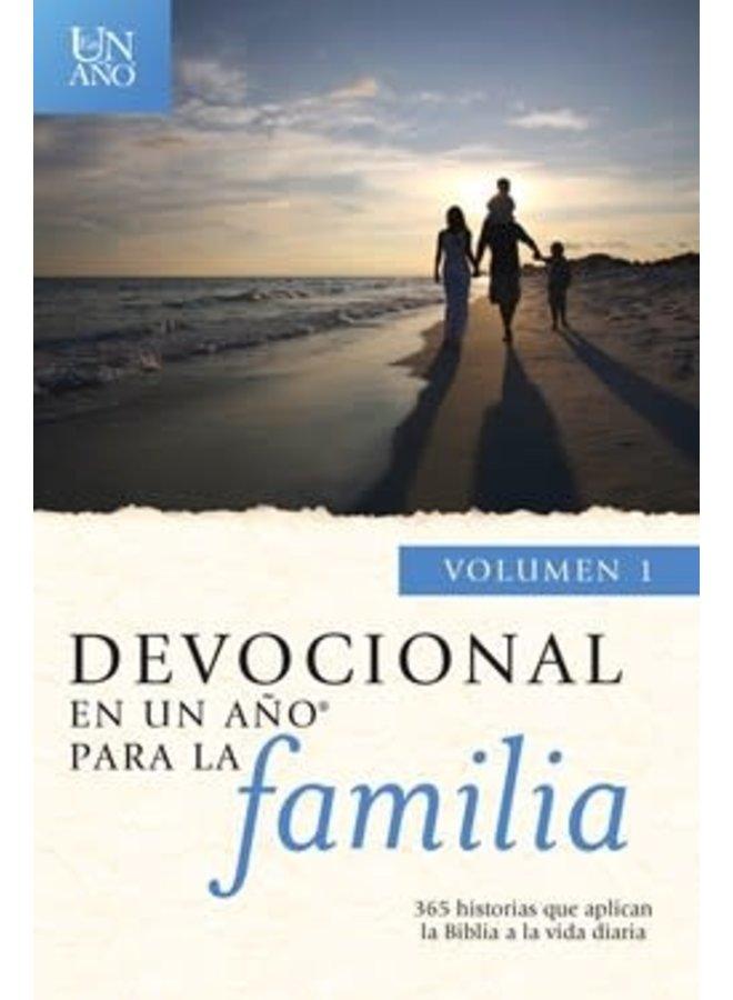 DEVOCIONAL EN UN AÑO PARA LA FAMILIA