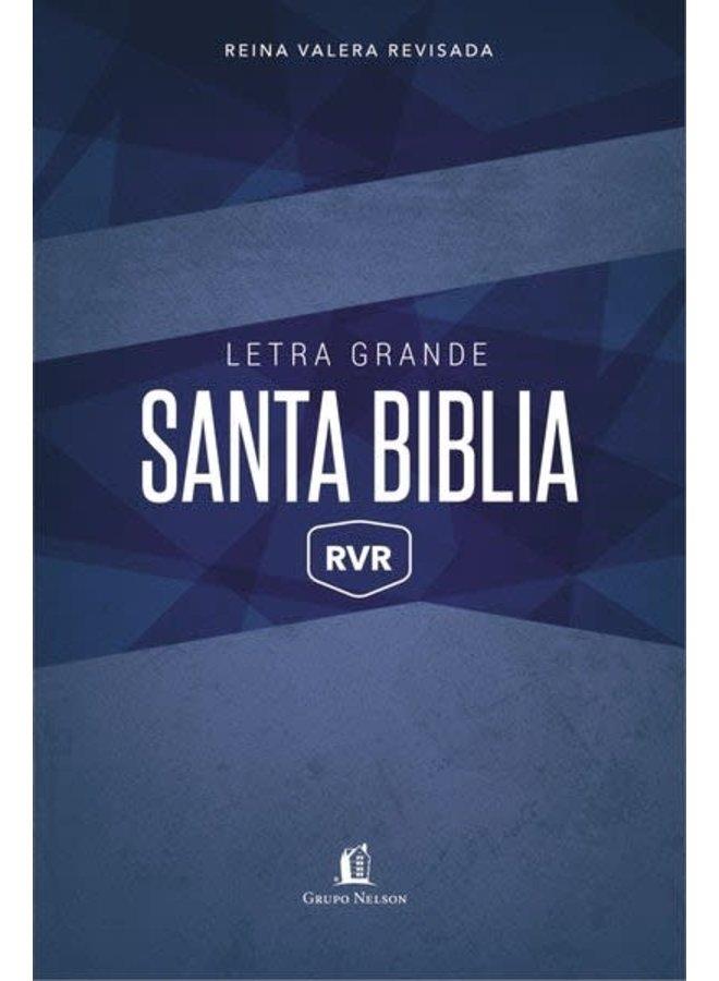 BIBLIA REINA VALERA REVISADA LETRA GRANDE