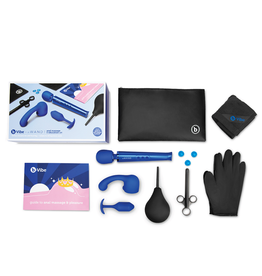 Pipedream b Vibe Anal Massage & Education Set (10 Pcs)