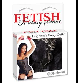 Pipe Dream Fetish Fantasy Furry Cuffs