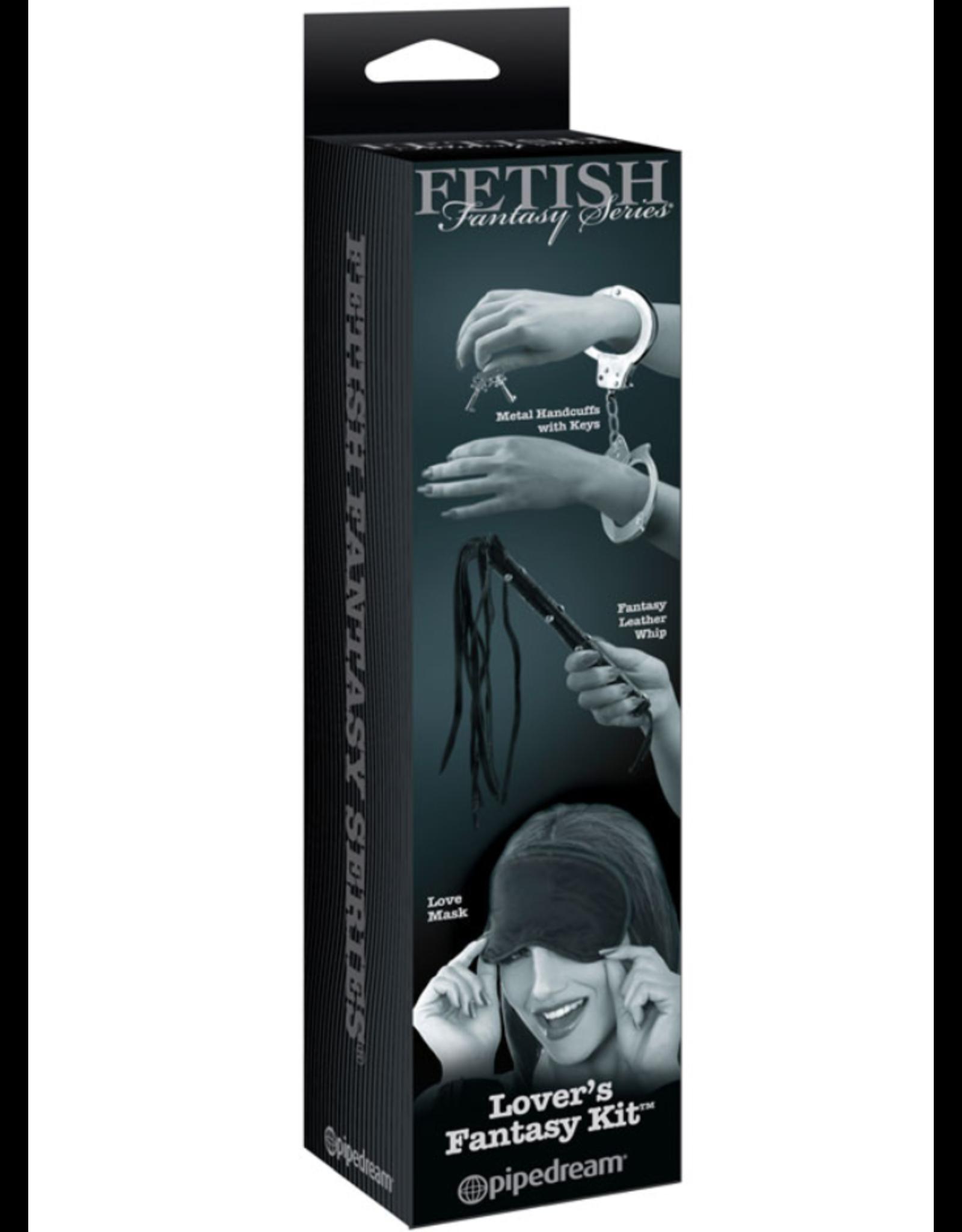 Fetish Fantasy Limited Edition Lovers Fantasy Kit