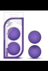 Luxe - Double O Adanced Kegel Balls - Purple